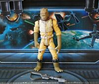 STAR WARS FIGURE 1995 POTF COLLECTION BOSSK BOUNTY HUNTER