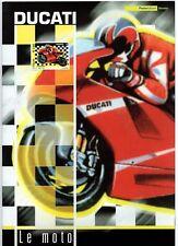 ITALIA - FOLDER 2008 - LE MOTO DUCATI -VALORE FACCIALE E 14,00