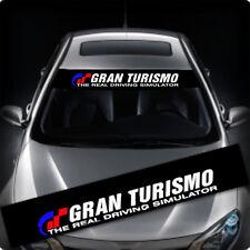 GT Gran Turismo Windows/Windshield Car Sticker Decal FD0100 135x22CM