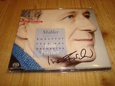 IVAN FISCHER Mahler Symphony No.9 CHANNEL CLASSICS SACD NEW Signed NEU Signiert