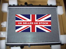 PEUGEOT 206 CAR RADIATOR NEW 1.4/1.6 WITH AIRCON 98 TO 06