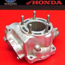 2001 Honda CR125 Cylinder Motor Top End Barrel Jug Head 2000-2001 12120-KZ4-L10