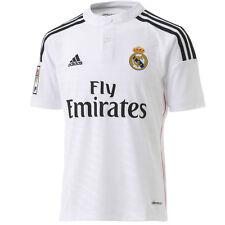 Camisetas de fútbol de clubes españoles para niños negros adidas