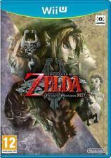 NINTENDO WII U THE LEGEND OF ZELDA - TWILIGHT PRINCESS HD MINT - FAST DELIVERY