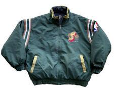 Vintage Seattle Supersonics Reversible Coat Size XL (1994) Pro Player