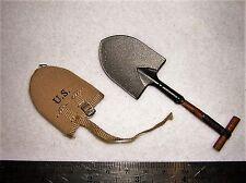 DID 1/6th Scale WW2 U.S. Army Metal & Wood E-Tool - Ryan