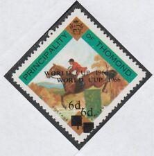 Irlanda-CLARE 4009 -1966 Salto Ostacoli con coppa del mondo OPT raddoppiato U/M