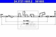 Câble de frein à main HONDA CIVIC VII  (ES) CIVIC VII Hatchback (EU, EP, EV) 400