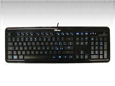 Trust Elight LED Illuminated 17368 Tastatur (QWERTY) (B0055SV86M_3)