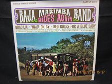 Baja Marimba Band Rides Again - A&M Records