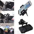 Soporte universal coche rejilla ventilación móvil para el teléfono Smartphones