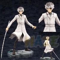 Anime ARTFX J Tokyo Ghoul Kaneki Ken PVC figura modelo de juguete 22 cm nuevo