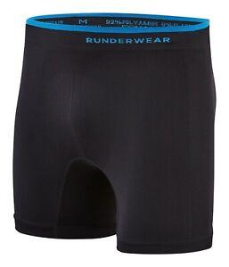 Runderwear Men's Boxers - Chafe-Free Running Underwear