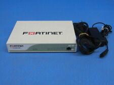Fortinet FortiGate FG-60D Firewall No AC Adapter inc License Super Rare