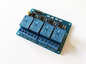 4 Channel 5V Relay Module für Arduino