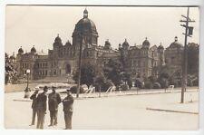 [52717] 1915 REAL PHOTO POSTCARD BRITISH COLUMBIA PARLIAMENT BUILDING, VICTORIA