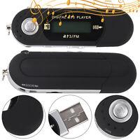 USB 32GB MP3 LCD Bildschirm Musikspieler Video Digital Radio Player Recording DE