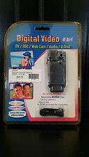 Digital Video Recorder 5in1 Dv/Dsc/Web Cam/Audio