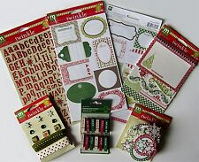 """[CLEARACE] Making Memories """"Twinkle""""  Christmas Embellishments (Set A)  Save 80%"""