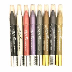 La Femme Twist Pen 4 in 1 Eyeshadow Eyeliner Lipstick Lip liner Pencil