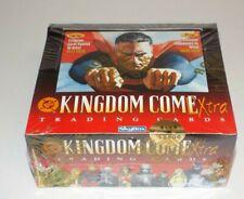 Kingdom Come Xtra Trading Art Cards Hobby Box 36 Packs Fleer Skybox 1996 Sealed