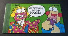 Souvenir Sheet Foreign Ireland Scott# 995  Complete Bklt 2003  MNH  C504
