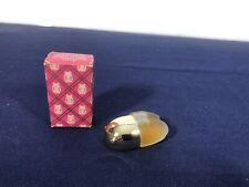 New ListingVintage Avon Ladybug Patchwork Perfume New In Box Full!