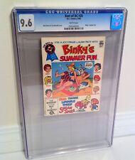 Best Of DC Blue Ribbon Digest #28 CGC 9.6 Digest Binky's Summer Fun HTF CGC 1982
