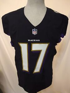 Official Baltimore Ravens NFL Nike Jersey #17 Size: 44