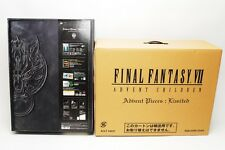 Rare Final Fantasy VII Advent Children Advent Pieces Limited Box (mn56)