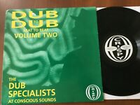 LP Dub Specialists, The - Dub To Dub Beat To Beat Volume 2: The Dub Specialists