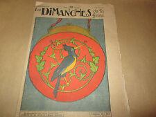les dimanches de la femme  235 ...1926