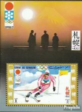 Umm al Qaiwain block30 (complete issue) unmounted mint / never hinged 1971 olymp