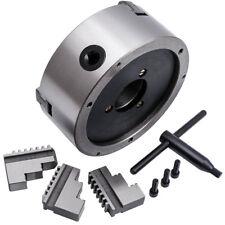 Self Centering 3600 Rmin 6 3 Jaw Lathe Chuck Milling Internal External