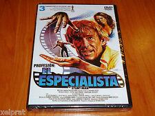 PROFESION EL ESPECIALISTA / THE STUNT MAN - English / Español - Precintada