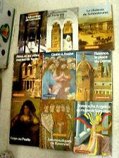 Les passeports de l'Art Lot de 9 livres éditions Atlas