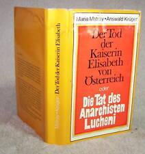 Der Tod Der Kaiserin Elisabeth by Answald Kruger, Ma...