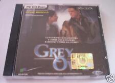 GREY OWL film Pierce Brosnan avventura per PC Cd-Rom
