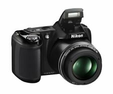 Nikon Coolpix L330 20.2MP Digital Camera with 26x optical Zoom Lens, Black