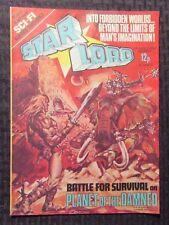 1978 June 24 STAR LORD UK Weekly IPC Magazine VF Strontium Dog