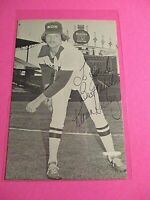 Kevin Hickey Chicago White Sox, Orioles, Autograph Signed Photograph