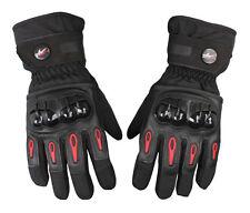 Pro-biker Windproof Waterproof Motorcycle Racing Winter Bicycle Warm Gloves NEW