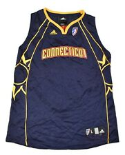adidas Youth Girls WNBA Conneticut Suns Basketball Jersey New L(14)