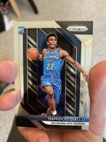 2018-19 Base Prizm Hamidou Diallo RC #9 Thunder Rookie Read! PWE! Tracking!