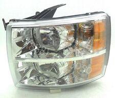 New Genuine OEM 2007-2014 Chevy Silverado 1500 2500 3500 Left Headlamp Headlight
