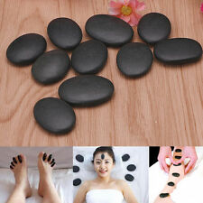 1PC Lot Hot Spa Rock Basalt Stone Beauty Stones Massage Lava Natural Stone