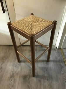 Amazing high chair made of solid wood