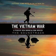 THE VIETNAM WAR THE SOUNDTRACK 2 CD (New Release 2017)