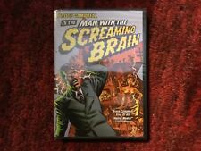 Man With The Screaming Brain with Bruce Campbell & Stacy Keach : New DvD