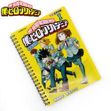 My Hero Academia Izuku Midoriya Diary Notebook Memo Study Work Book Journal Gift